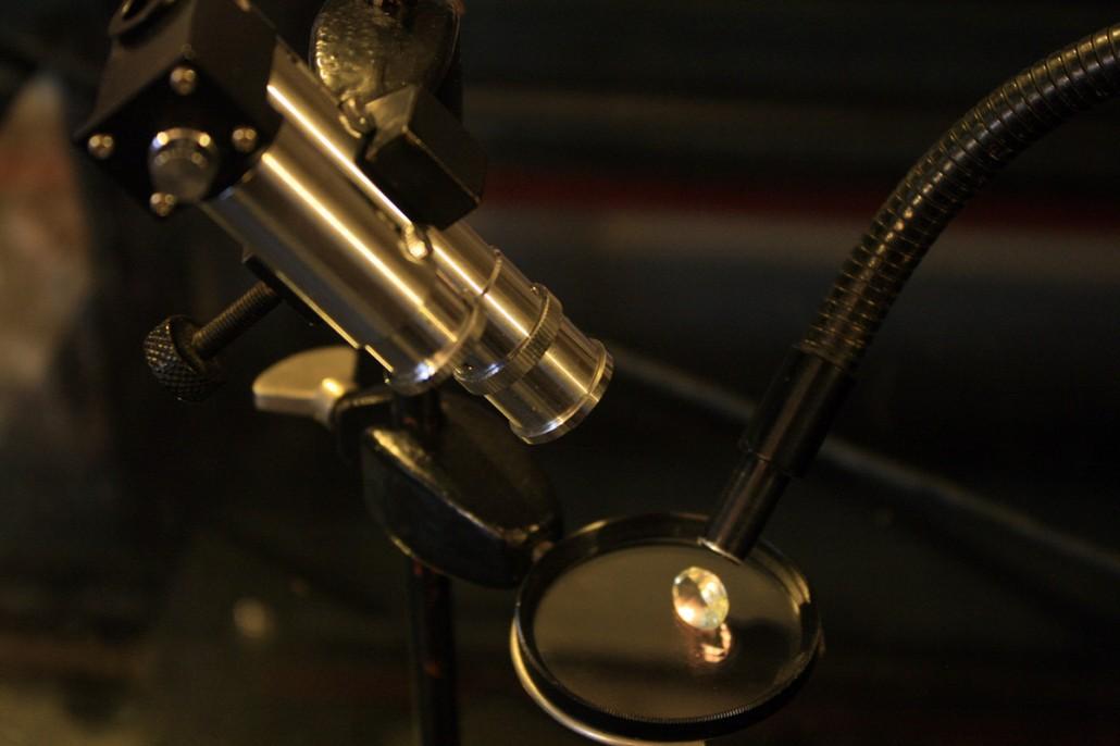 spektroskopija minerala