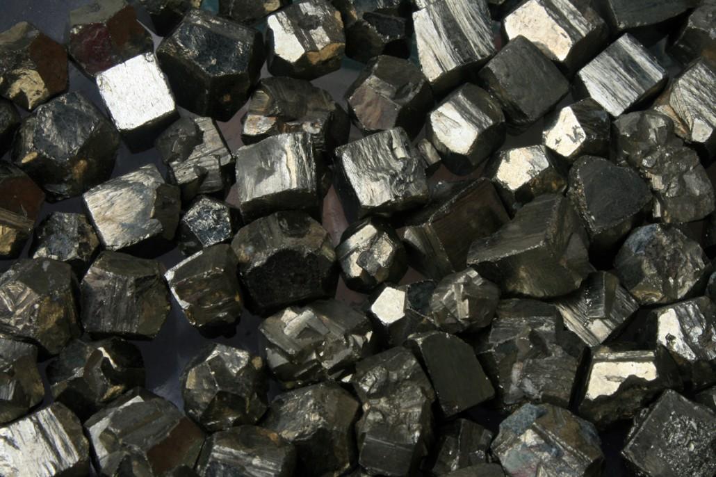 kristali pirita