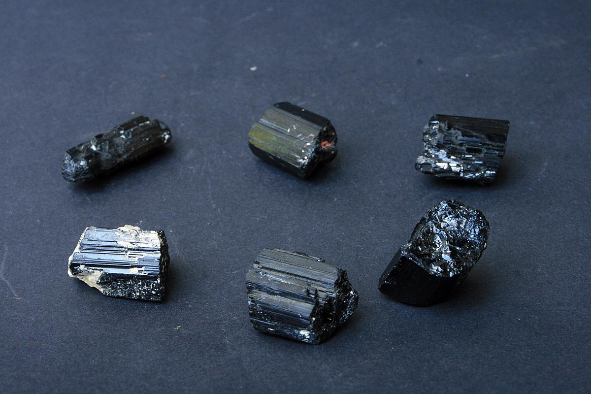 mineral turmalin