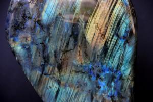 mineral labradorit