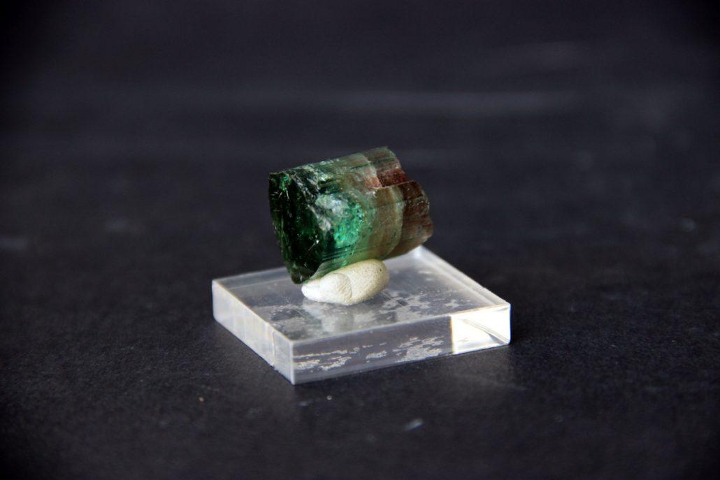 Turmalin kristal