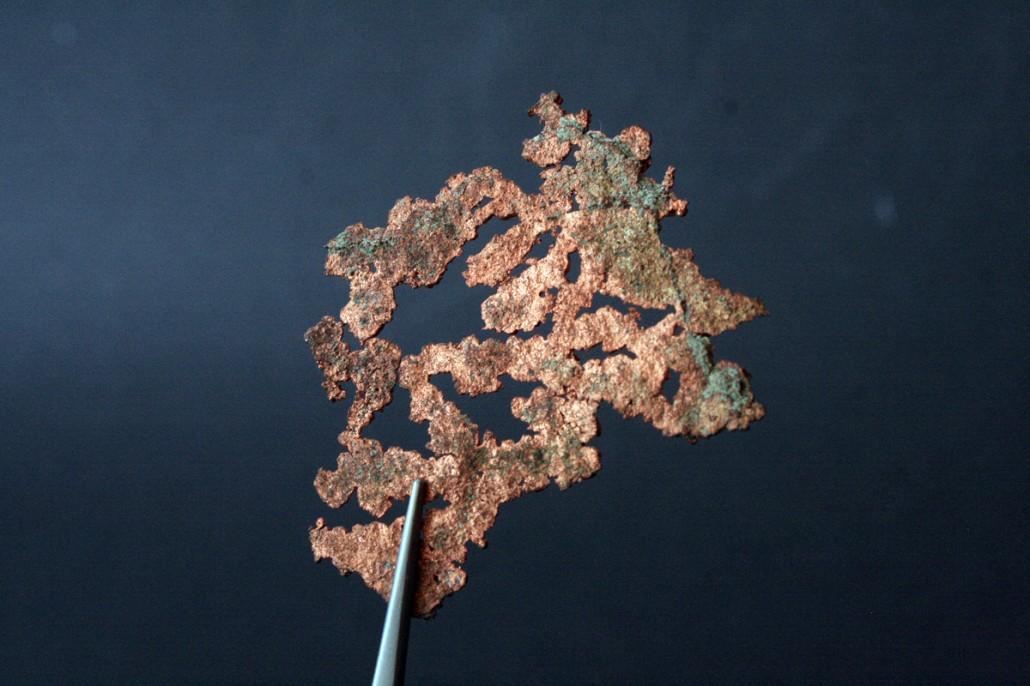 mineral Bakar