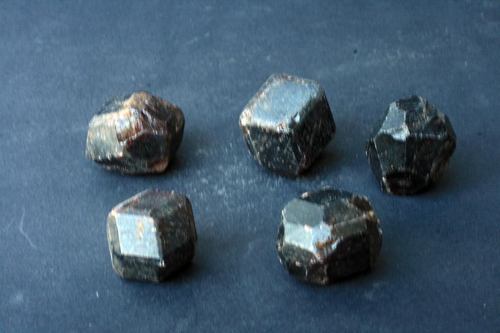 kristali granata
