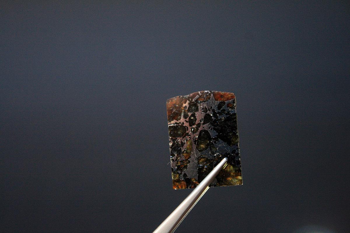 Meteoriti palazit