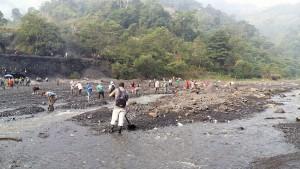 Traženje smaragda na rijeci