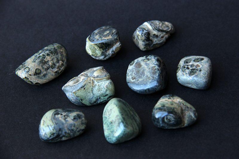 Kamamba jaspis, mineral