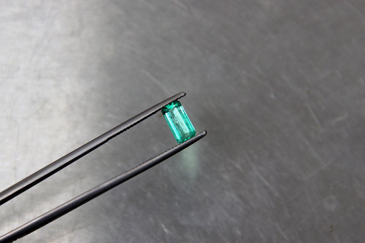 poludragi kamen Smaragd