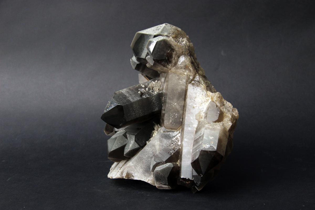 kvarc morion
