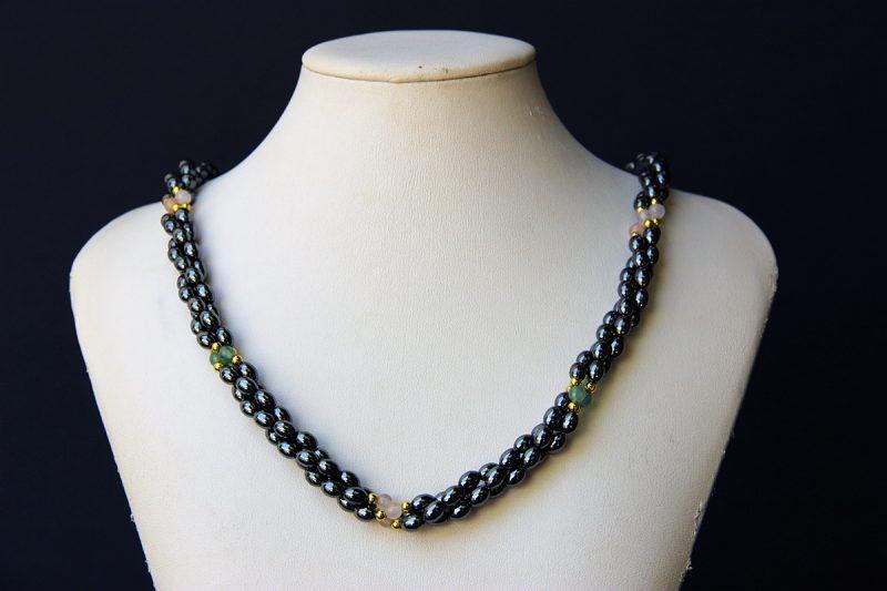 ogrlica od hematita
