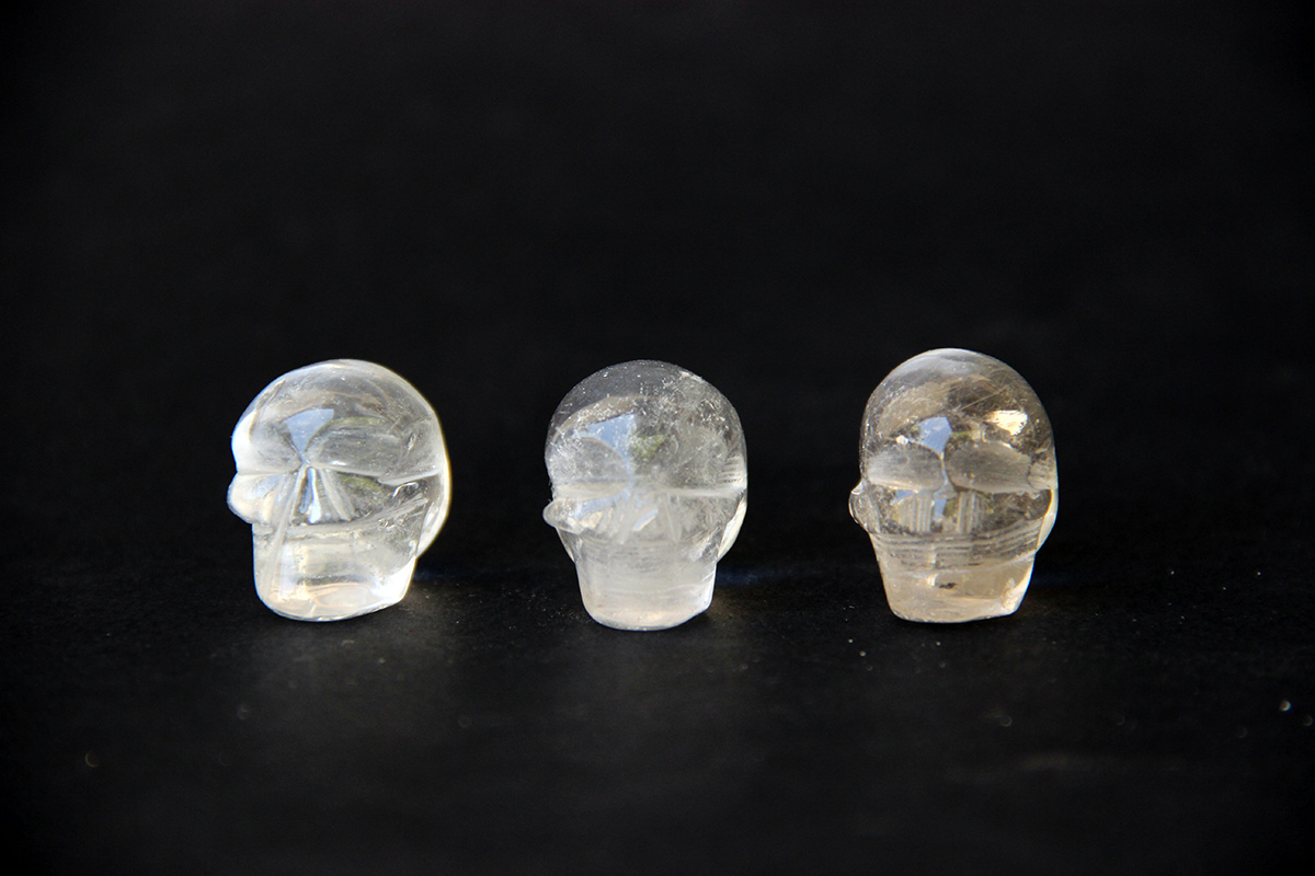 Lubanja od kristala