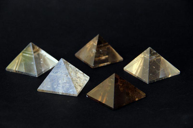 Piramide kvarc