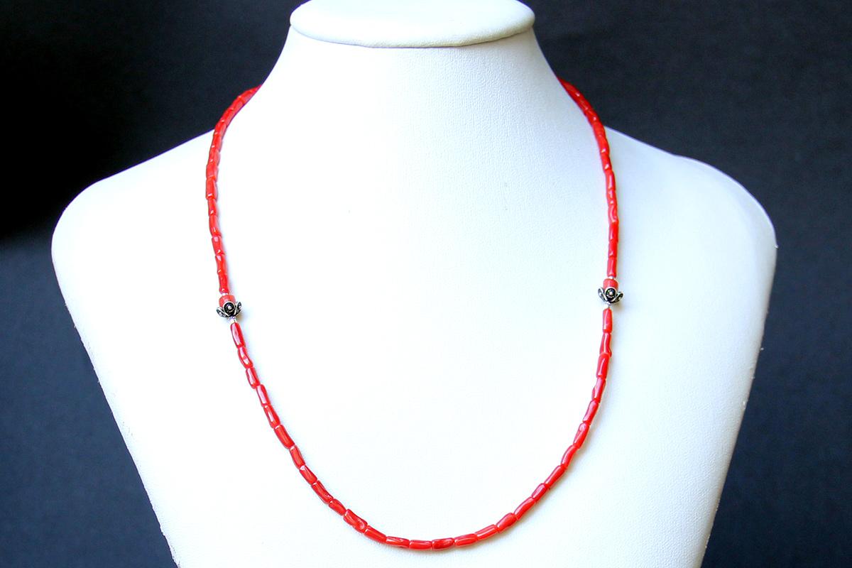 Jadranski koralji, ogrlica