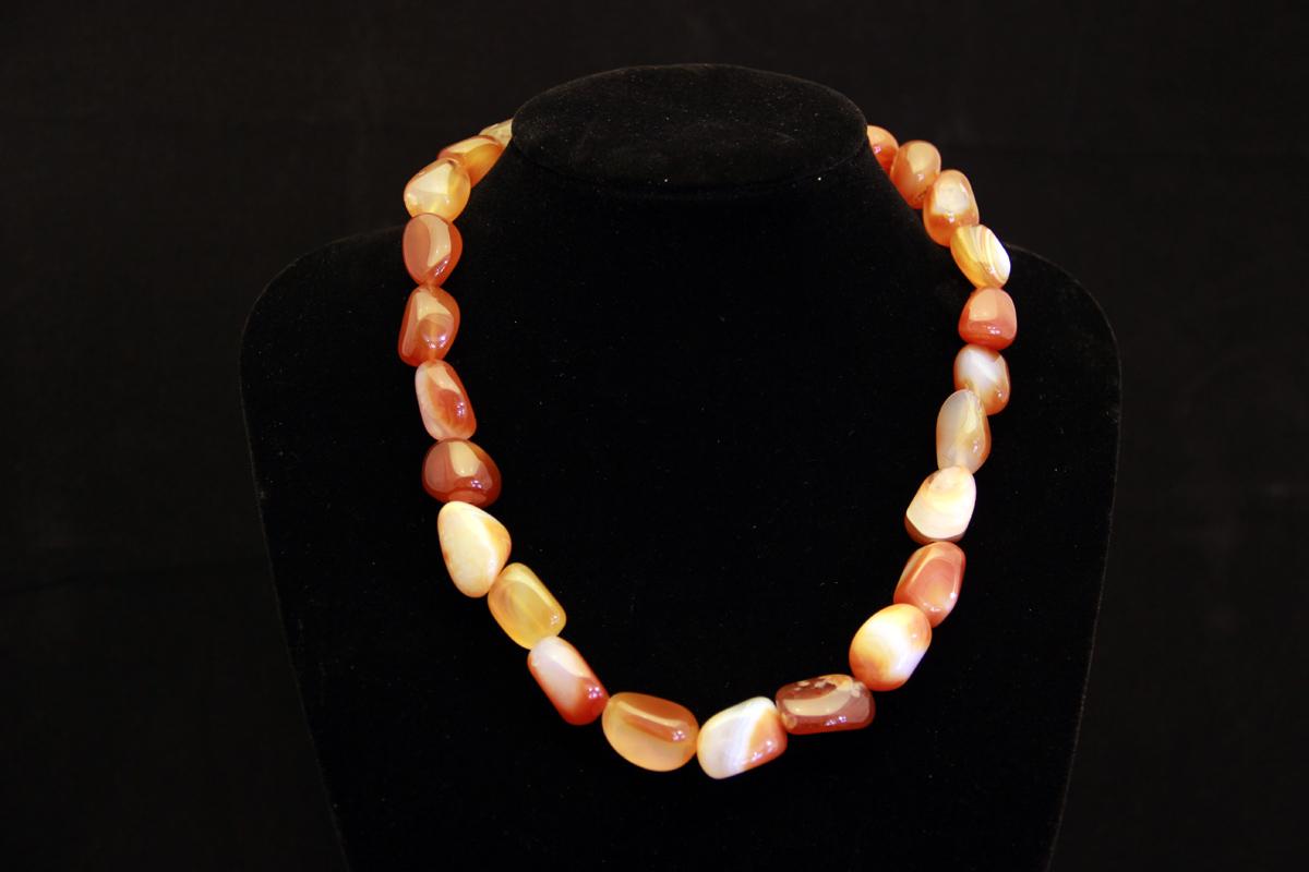 ogrlica od karneola