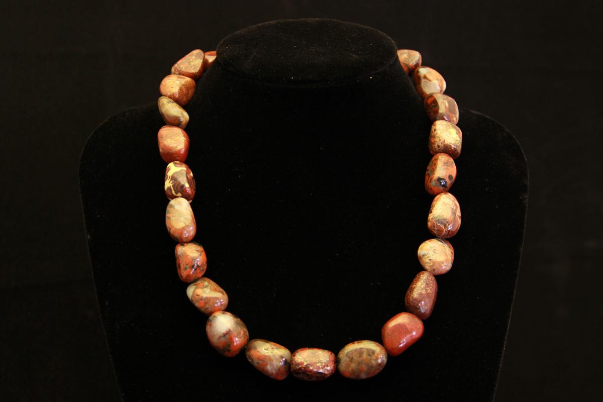ogrlica od jaspisa