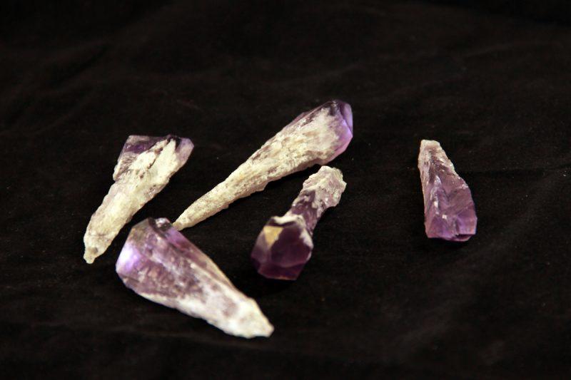 Kristal ametista