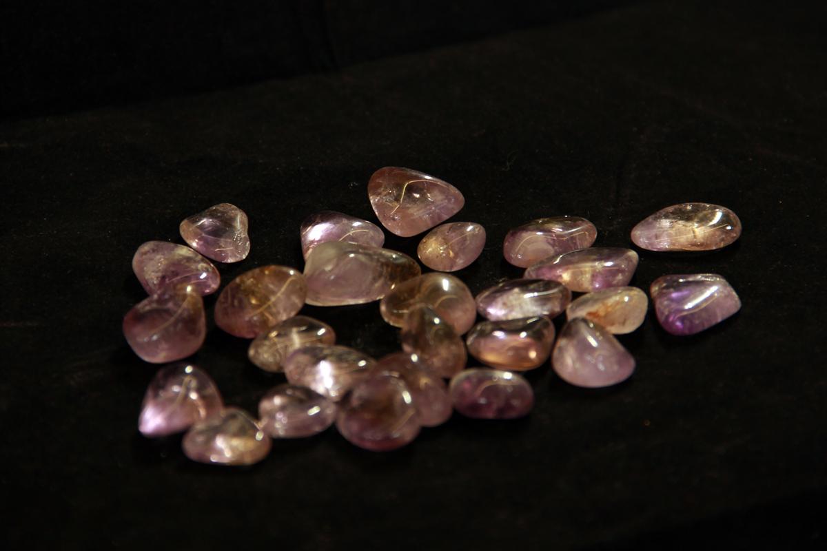 Kamenčić ametrin