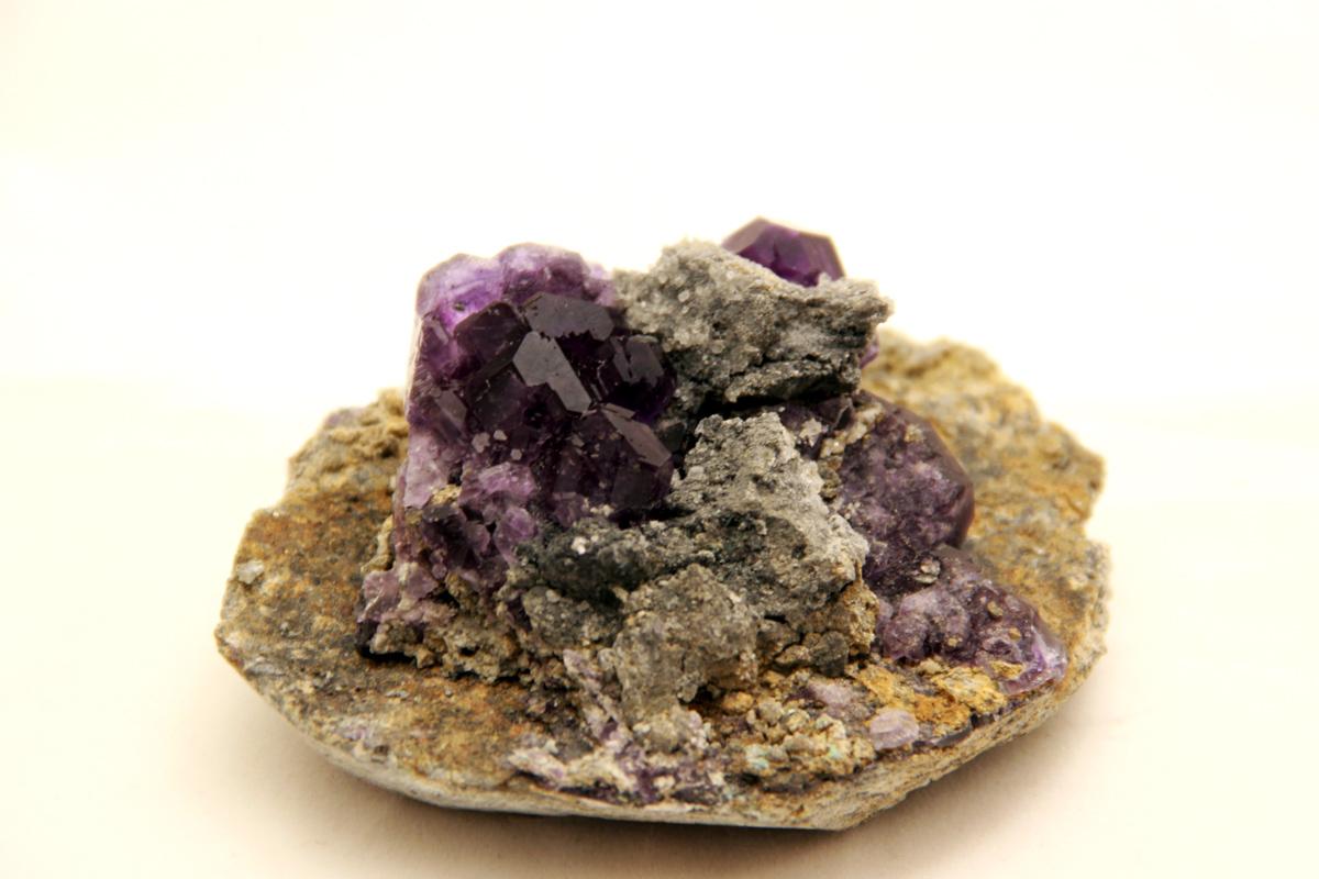 kristal Fluorit
