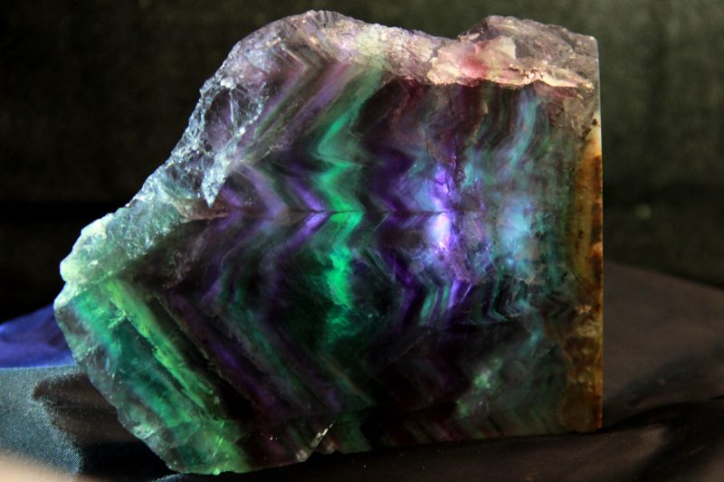 Fluorit mineral