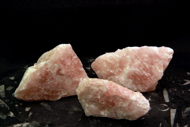 Rozenkvarc mineral