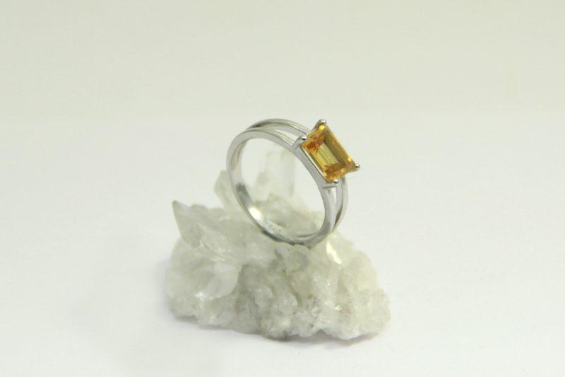 citrin prsten