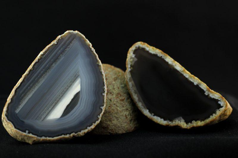 Geode od ahata