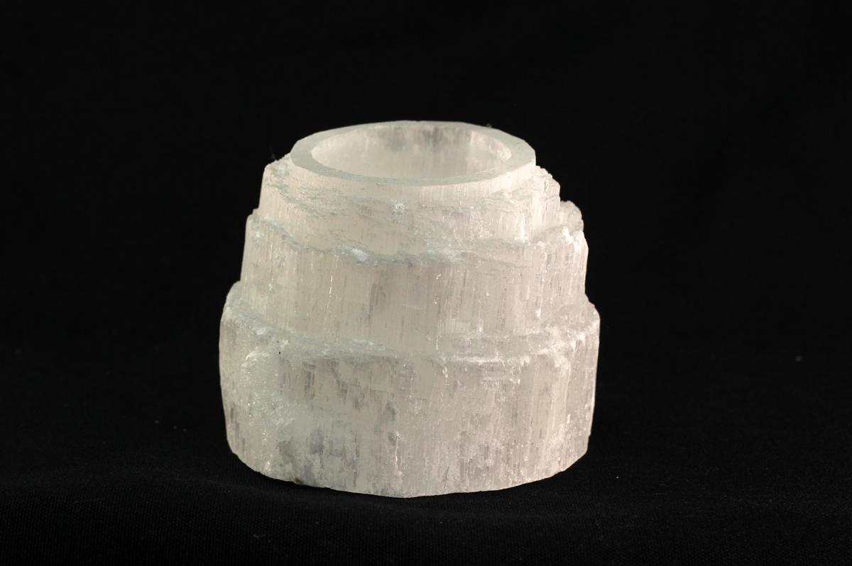 Svijećnjak od soli