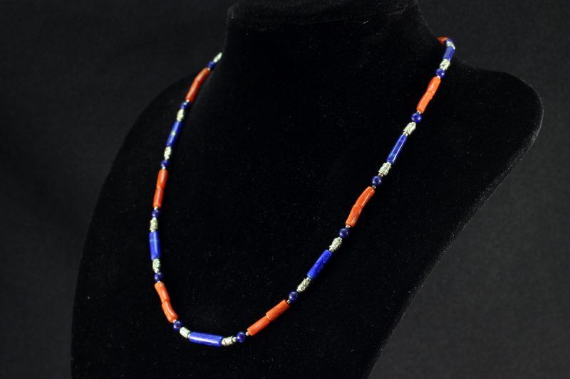 Jadranski koralj ogrlica
