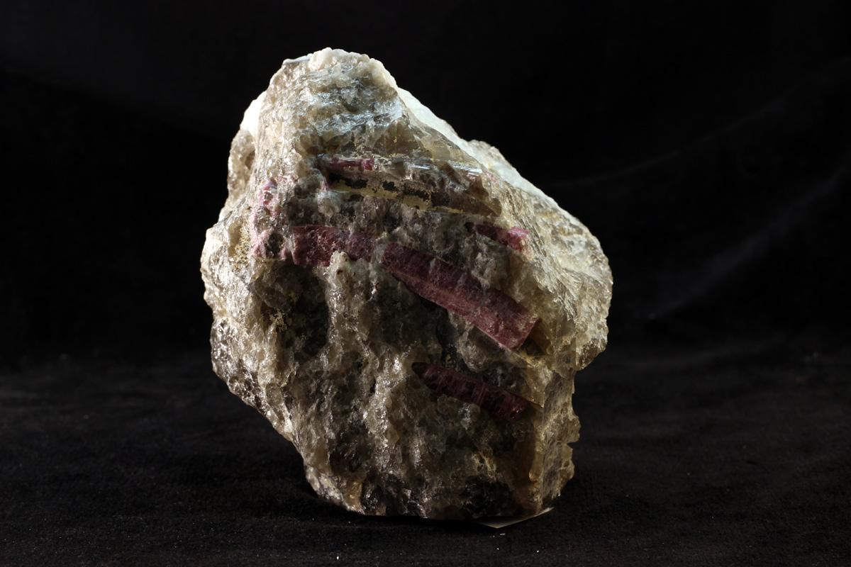 Ružičasti turmalin