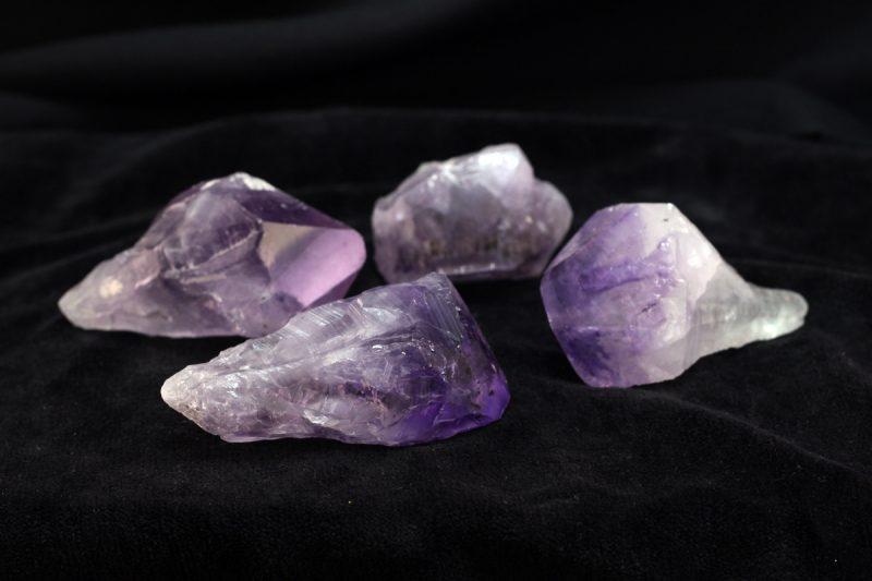 ametist kristali