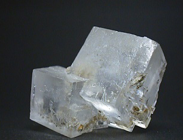 prozirni kristal halita