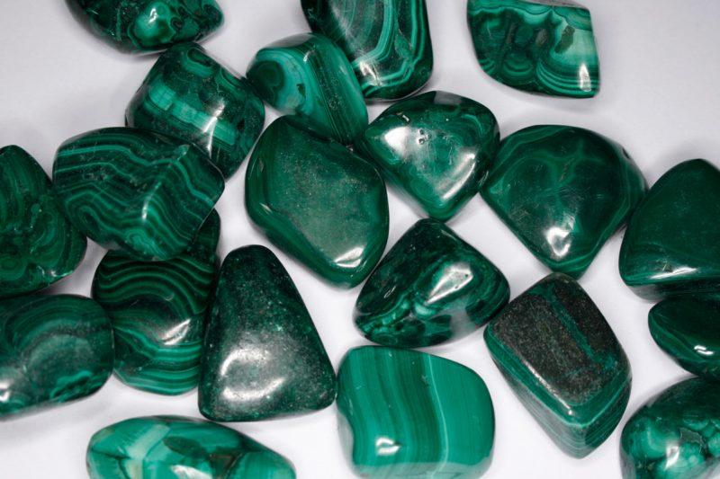 kamenčići od malahita